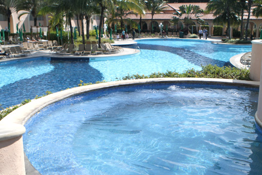 hidro piscina resort