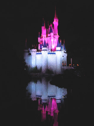 CASTELO DO MAGIC KINGDOM DISNEY