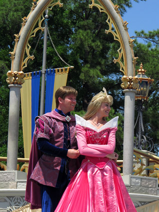 PRINCESAS MAGIC KINGDOM