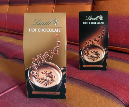 Chocolate Quente Lindt