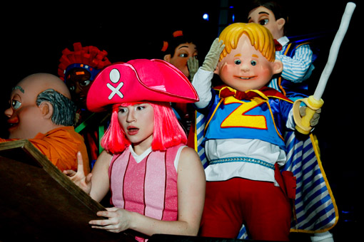 Show Lazy Town