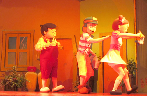 Musical Chaves