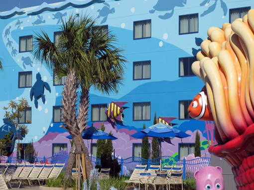 Nemo Art of Animation Resort