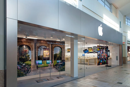Apple no Florida Mall