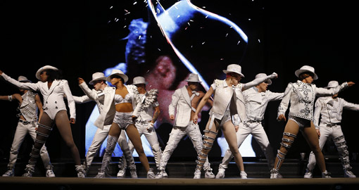 CIRQUE DU SOLEIL AND THE ESTATE ANNOUNCE MICHAEL JACKSON ONE