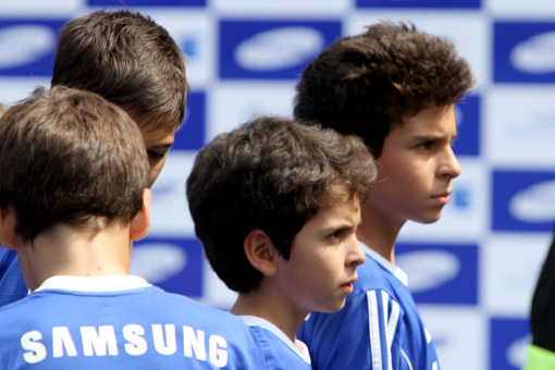 SAMSUNG-CHELSEA DREAM THE BLUES