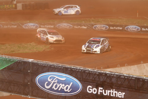Global de RallyCross (GRC) X-Games