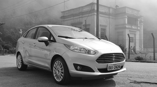 NEW FIESTA SEDAN FORD CAMPOS DO JORDAO