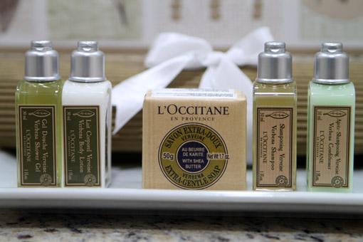 Amenities L`Occitane