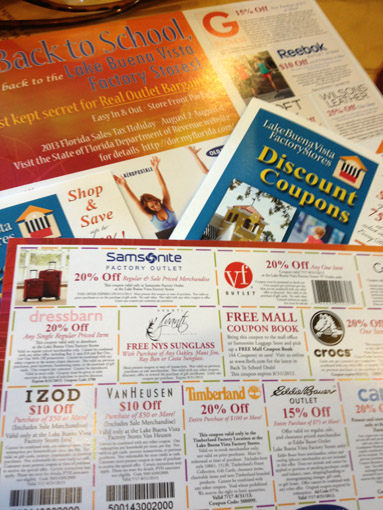 Get all of the deals, sales, offers and coupons here to save you money and time while shopping at the great stores located at The Florida Mall®.
