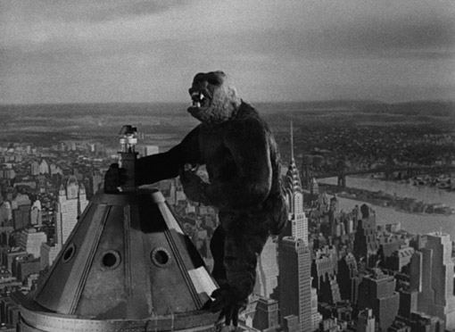 King-Kong no Empire State