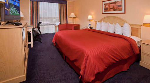 Best Western Orlando Gateway suite