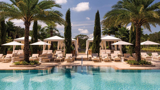 Four Seasons Resort Orlando at Walt Disney World Resort piscina