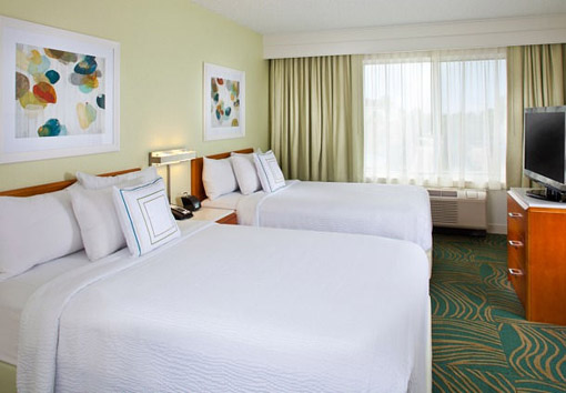 SpringHill Suites by Marriott Orlando Lake Buena Vista suite