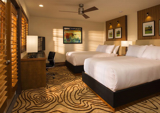 Villas of Grand Cypress suite