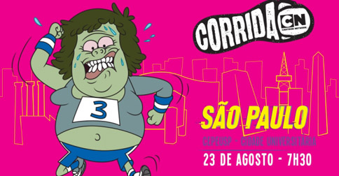 corrida cartoon