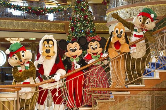 Festejando o Natal em Disney Cruise Line 2