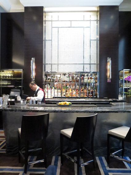 The Peninsula NY - Bar do Gotham Lounge