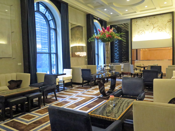 The Peninsula NY - Gotham Lounge