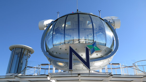 Anthem of The Seas Capsula North Star