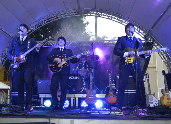 Cover Beatles