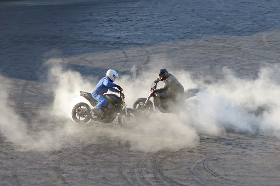 Motos Fast and Furious