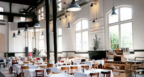 Cafe Restaurant Amsterdam