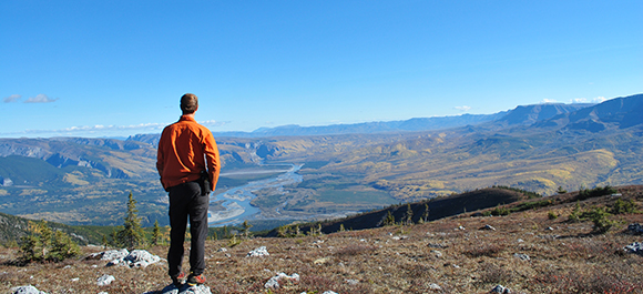 Nahanni National Park Reserve © Parks Canada / Karen McColl