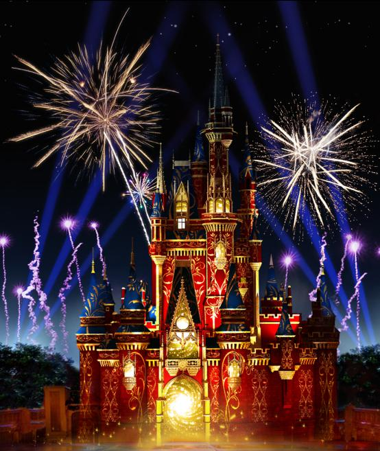 Happily Ever After - novo show do Magic Kingdom