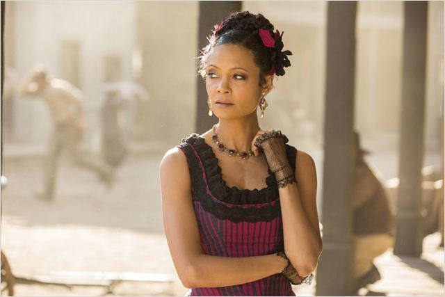 Westworld - Foto Thandie Newton
