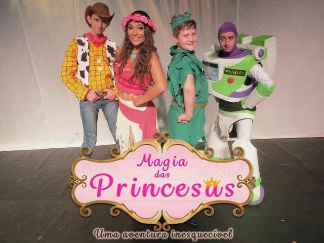 magia das princesas