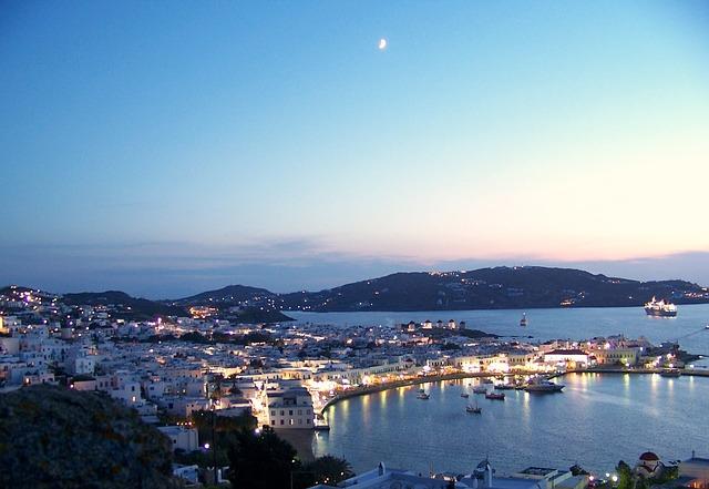 Mykonos Grécia destino despedida de solteiro