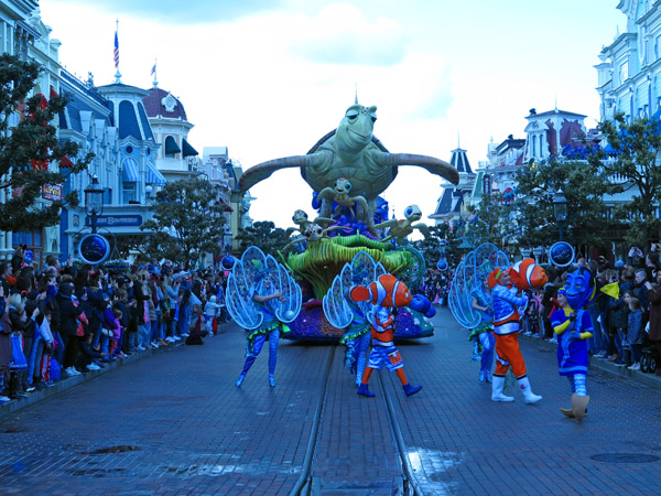Disneyland Paris Parada