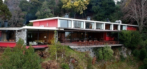Hotel Antumalal, Pucón, Chile
