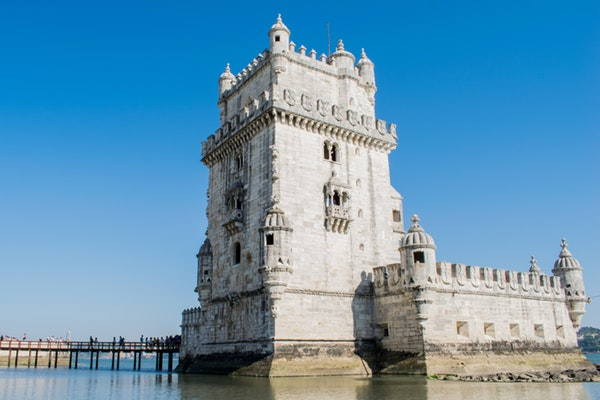 ancient architecture belem tower 461936