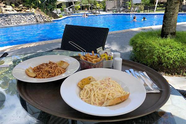 Conexao longa Panama Riande Resort kids menu
