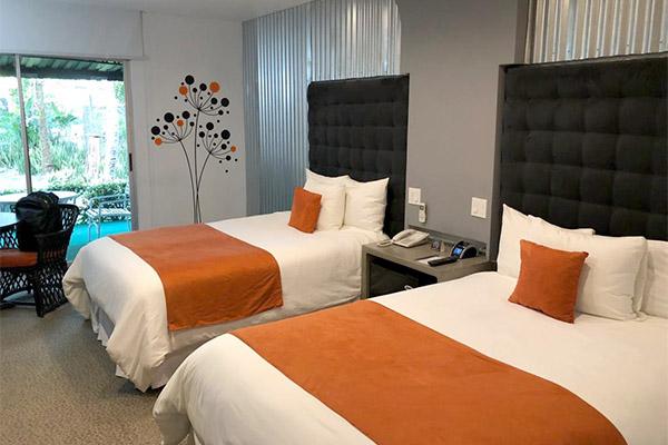 Conexao longa Panama Riande Resort suite 2