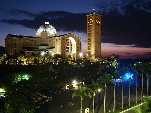 Aparecida do Norte sp