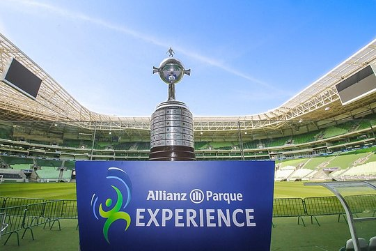 ALLIANZ PARQUE EXPERIENCE TOUR