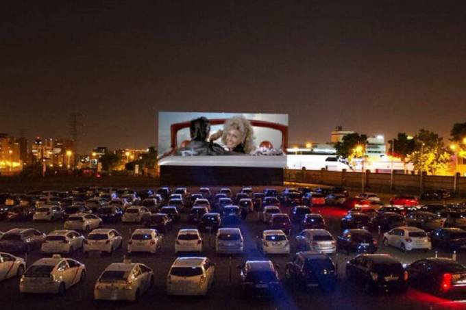 cinemas drive in